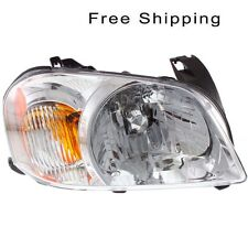 Halogen Head Lamp Assembly Passenger Side Fits 2005-2006 Mazda Tribute MA2503131