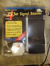 Caravan 4 TV Set Amplifier Booster & Signal Finder, Motorhome TV Aerial Booster