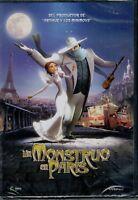 Un monstruo en Paris (DVD Nuevo)