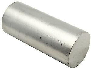 Magnesium Cylinder - 99.99% - 4 ounces - 1 1/4 x 3 inches