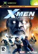 X-MEN LEGENDS  II   :  L'AVENEMENT D'APOCALYPSE        -----   pour X-BOX