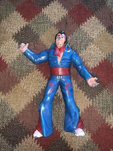 "Honky Tonk Man LJN 8"" Vintage WWF Superstars Figure 1988 Wrestling *Rare*"