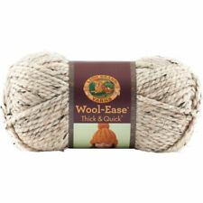 Skeins of Lion BRAND Wool-ease 6 Oz Thick & Quick Yarn 123 Oatmeal