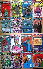 Dead Enders DC Vertigo Comics Ed Brubaker Series ALL 16 ISSUES of 2000 Series