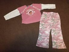 Dora The Explorer Size 24 Months Girls Outfit