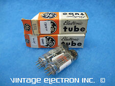 New listing (2) Nos 6X4(Ez90) Vacuum Tubes - Ge - Usa - 1960's (Tested, Free Shipping!)