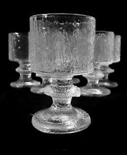 60s Iittala Wein Glas H 11cm Timo Sarpaneva 1of 16 Senaattori wine glass Festivo