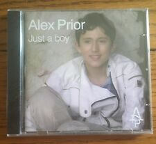 Alex Prior - Just A Boy CD Classical Red Recs (New & Sealed)