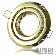 STERN PLUS 230V Halogen LED SMD Einbaustrahler Einbauspots Deckenspot Dimmbar
