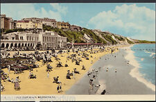 Dorset Postcard - East Cliff Beach, Bournemouth  BH141
