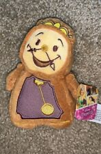 Disney Beauty and the Beast Plush SOFT STUFFED Doll NEW WITH TAGS COGSWORTH