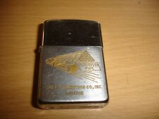 ADVERTISING CULBERTSON PIPE VINTAGE 1957 ZIPPO LIGHTER