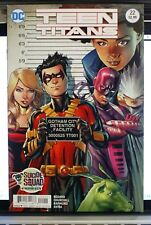 Teen Titans #22 First Print Dc Comics (2016) Red Robin Suicide Squad