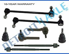 Brand New 8pc Complete Front Suspension Kit for Town & Country / Grand Caravan