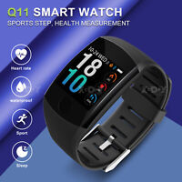 XGODY Smart Wrist Watch Heart Rate Blood Pressure For iPhone Android Samsung LG