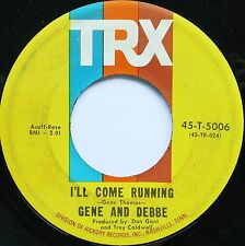 NORTHERN SOUL 45 GENE AND DEBBE ON TRX HEAR - IN D VERSAND KOSTENLOS AB 5 45S!