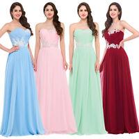 Women's Formal Long Sexy Chiffon Homecoming/Graduation/Bridesmaid/Evening Dress