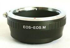 Canon EOS EF EF-S Lens to EOS M EF-M Mount Adapter EF-EOSM