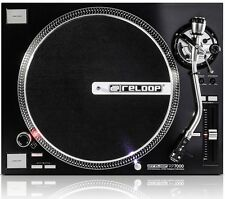 RELOOP RP-7000 HIGH-TORQUE PRO CLUB-STANDARD DIRECT DRIVE TURNTABLE