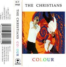The Christians COLOUR * 1990 * Cassette * Island   ICT 9948 *