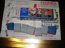 X RACCHETTE TENNIS GRIP TECNNOLOGICO TENNEX MODELLO 902 anni '80