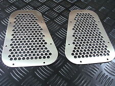 Land Rover 90/110 Stainless Steel Wing Top Vents PAIR