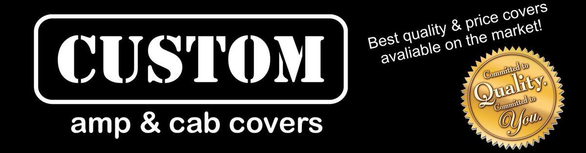 CUSTOM amp, cab & keyboard covers