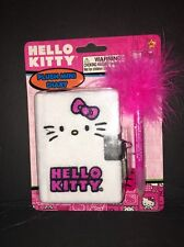 Brand-New.Hello Kitty Plush Mini Diary.