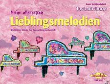 Holzschuh Verlag Tastenträume - meine Allerersten Lieblingsmelodien Anne Terzi