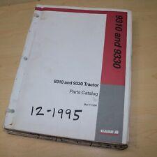 Case Ih International 9310 9330 Tractor Parts Manual Book Spare Catalog Farm
