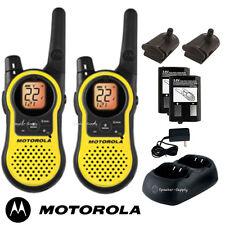 Motorola Talkabout MH230R Walkie Talkie Pair Set 23 Mile Range Two Way Radio New