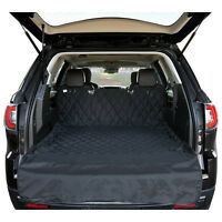 1PC 78*42'' Car Waterproof Pet Boot Mats Cargo Liner Cover Dog Cat Non-Slip Blac