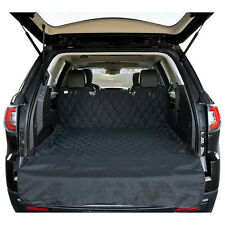 78*42'' Car Waterproof Pet Boot Mats Cargo Liner Cover Dog Cat Non-Slip Black x1
