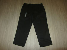 NWT Greg Norman Shark Performance Luxury Style Golf Pants Slacks 40 x 30 Black