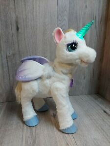 FurReal Friends StarLily My Magical Unicorn Horse Plush Fur Real works