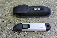 Accutire Digial Tire Gauge MS-4004B w Backlit Display and Lighted Tip 5-99 PSI