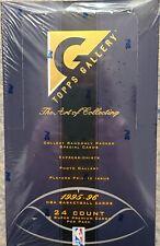 1995-96 Topps Gallery Basketball **VERY RARE** Hobby Box Jordan/Garnett RC