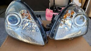 OEM Mercedes R171 2005 2007 2008 2010 2011 SLK350 Headlight set 171-820-36-61