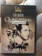 Quincannon, Frontier Scout (DVD, 2011)