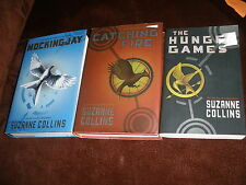 The Hunger Games Trilogy Complete Set - Hardcover SOFTCOVER - Suzanne Collins