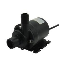 IP68 DC12V 5M 800L /H Ultra Quiet Brushless Stable Motor Tauchbecken Wasserpumpe