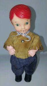"Vintage 1972 Sippin Sam 6"" Vinyl Doll Kenner General Mills Fun Group Promo"