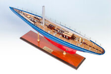 ENDEAVOUR WOODEN MODEL Yacht Ship Boat Sailboat Gift - Special Edition