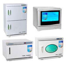 Towel Warmer UV Sterilizer Heat Cabinet Beauty Facial Salon Spa Home Size Opt