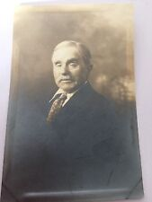 Antique Man Possible Funeral Cabinet Card Anderson Studio WI Photo Gallery