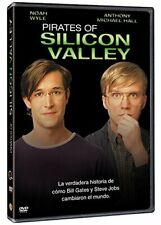 Pirates Of Silicon Valley - Noah Wyle, Anthony Michael Hall NEW UK REGION 2 DVD