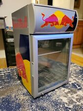 Red Bull Mini refrigerator cooler baby Gdc Eco Led Man Cave Bar Beer Cooler