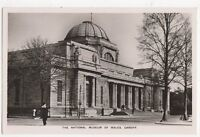 The National Museum Of Wales Cardiff RP Postcard 294a