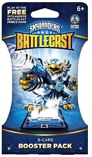 Skylanders Battlecast Booster Pack 8-card Brand New Sealed Package !!!