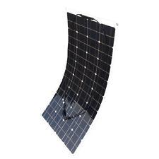 100W 16v Flexible Solar Panel Kit panneau solaire charging Camping Caravan Boat